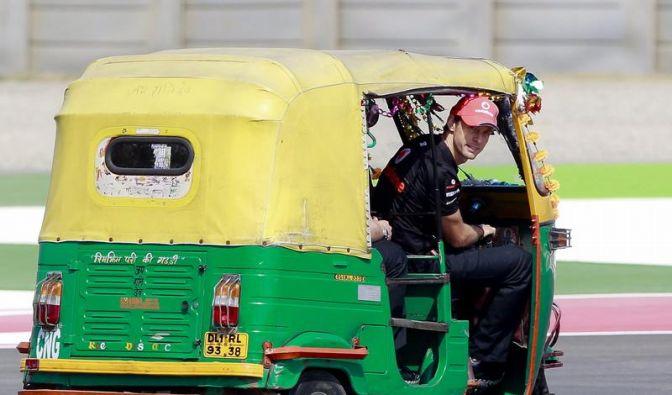 Formel-1-Konzerne wollen Indien-Boom nutzen (Foto)