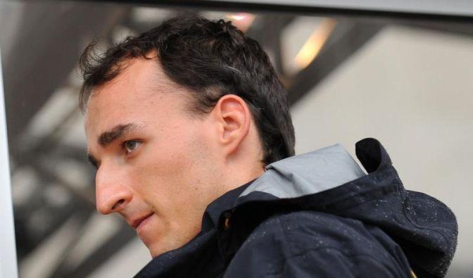 Formel 1: Kubica in künstlichem Koma - stabil (Foto)