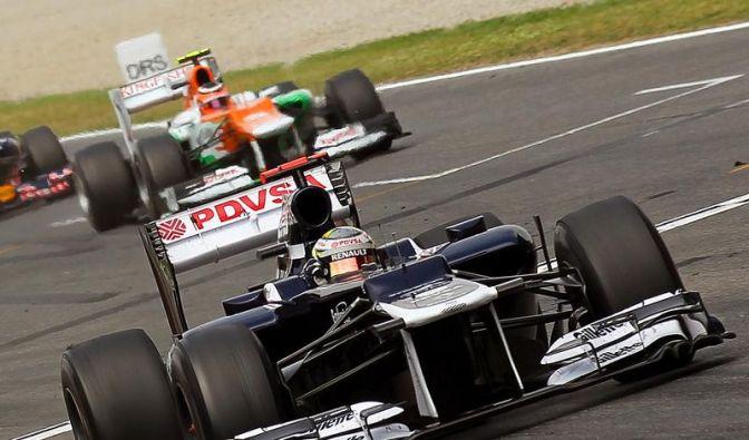 Formel 1: Maldonado glaubt an weitere Williams-Siege (Foto)