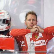 Sebastian Vettel verlängert bei Ferrari (Foto)
