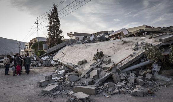 Forscher prophezeien 20 schwere Erdbeben für 2018 (Foto)