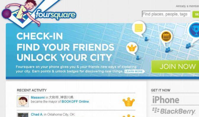 Foursquare (Foto)