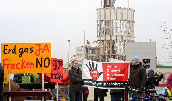 Fracking (Foto)