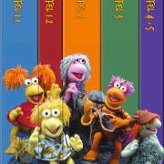 Erstmals sind alle fünf Staffeln der Fraggles auf DVD zu haben.