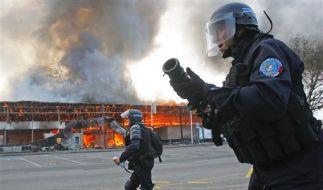 FRANCE NATO PROTESTS (Foto)