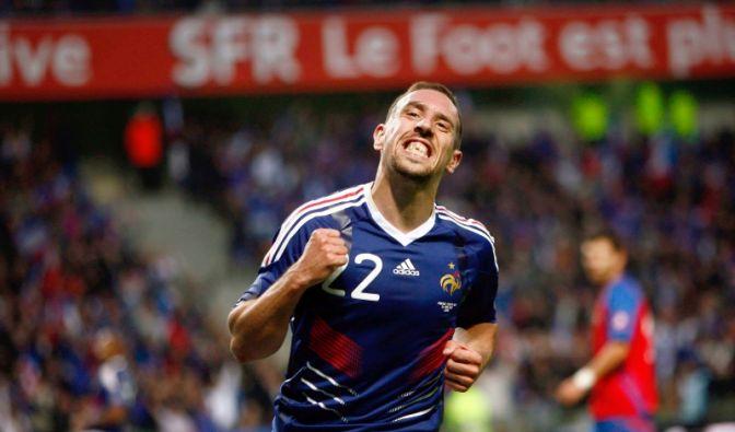 Franck Ribéry (Foto)