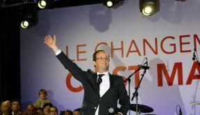 Francois Hollande wil Frankreich und Europa verändern. (Foto)