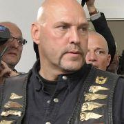 Frank Hanebuth, Chef des Hannoveraner Chapters der Hells Angels