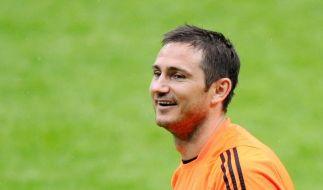 Frank Lampard: Zu viel Geld verdirbt junge Profis (Foto)