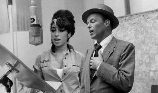 Frank Sinatra - Amy Winehouse (Foto)