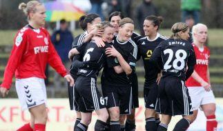 Frankfurt und Potsdam bestreiten Pokalfinale in Köln (Foto)