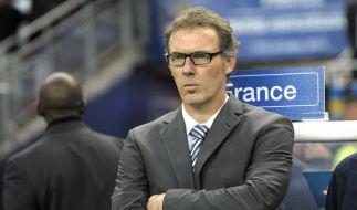 Frankreich bestreitet letzten EM-Test gegen Estland (Foto)