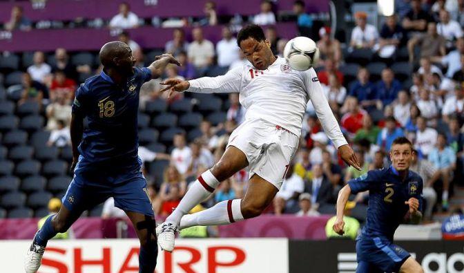 Frankreich-England 1:1 - Löw bereit für Holland (Foto)