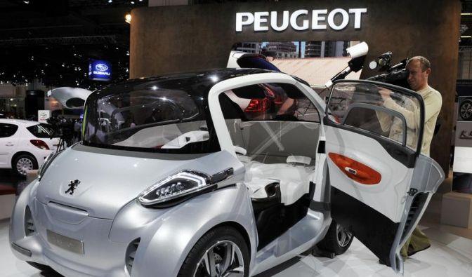 Frankreich erhöht Prämien für Öko-Autos - tiefrote Zahlen bei PSA (Foto)