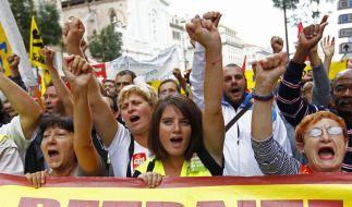Frankreich Proteste (Foto)
