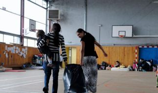Frankreich schiebt Roma ab (Foto)