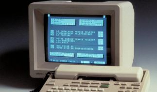 Frankreichs Internet-Vorgänger Minitel geht vom Netz (Foto)