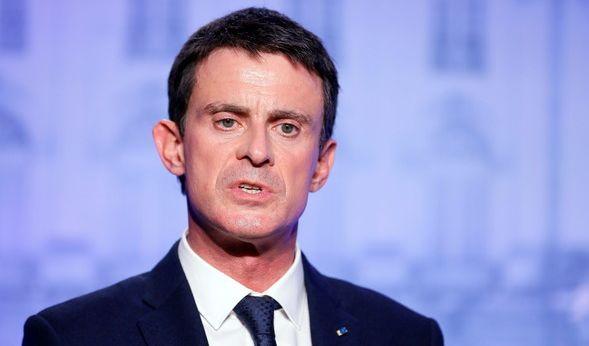 Frankreichs Premierminister Manuel Valls tritt zurück - und macht damit Ernst in seinem Kampf um die Präsidentschaft. (Foto)