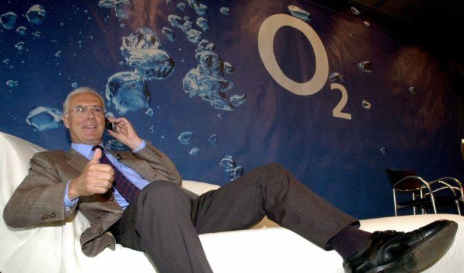 Franz Beckenbauer - o2 (Foto)
