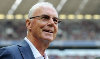 Franz Beckenbauer trauert um Sohn
