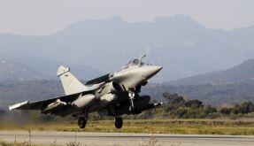 Französischer Kampfjet (Foto)