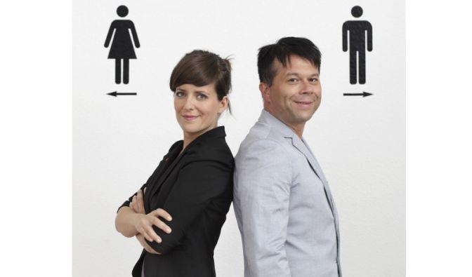 Frau Kuttner & Herr Kavka (Foto)