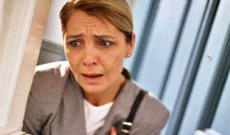 Frau mit Herzinfarkt (Foto)