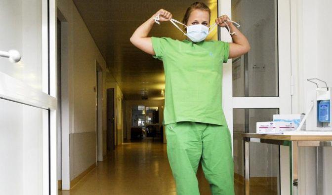 Frau stirbt an «Superinfektion»: H1N1-Erreger dabei (Foto)