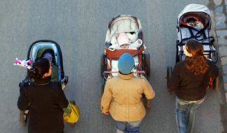 Frauen bekommen erstes Kind im Schnitt mit 26 Jahren (Foto)
