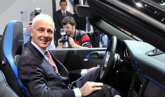 Freie Fahrt für Fusion mit Porsche (Foto)