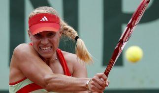 French Open: Kerber, Görges und Haas in Runde drei (Foto)