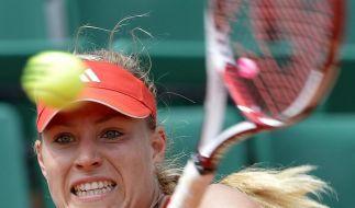 French Open: Kerber im Viertelfinale gescheitert (Foto)