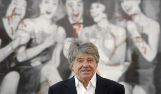 Frieder Burda zeigt «seine» Bilder (Foto)