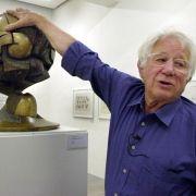 Fritz Koenig: Seine Kunst trotzte dem Terror (Foto)