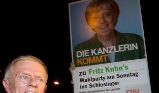 Fritz Kuhn hat der CDU den Titel des Stuttgarter Oberbürgermeisters abgenommen. (Foto)
