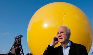 Fritz Pleitgen sucht keinen neuen Job (Foto)