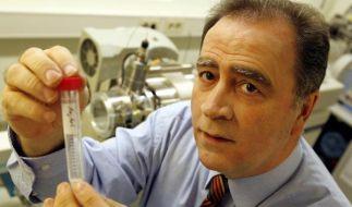 Fritz Sörgel ist Pharmakologe und kennt sich aus in Sachen Doping. (Foto)