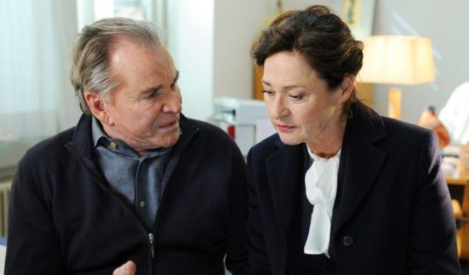 Fritz Wepper ist zum letzten Mal in der Rolle des Psychiaters Wendelin Winter zu sehen. (Foto)