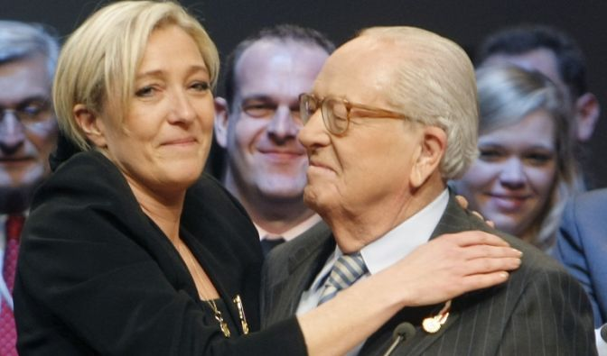 Front National (Foto)