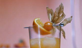 Fruchtgetränk (Foto)
