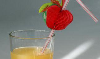 Fruchtsäfte nur noch aus Früchten und ohne Zucker (Foto)