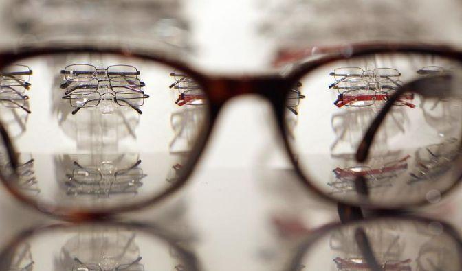 Frühe Gewöhnung erleichtert Gucken mit Gleitsichtbrille (Foto)