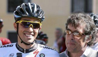 Früherer Toursieger Delgado: Gnade für Contador (Foto)