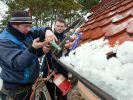 Frühjahrs-Check am Haus beugt Bauschäden vor (Foto)