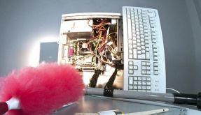 Frühjahrsputz: So wird der Computer blitzblank (Foto)