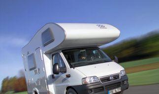 Frühjahrsputz:Campingmobile startklar machen (Foto)