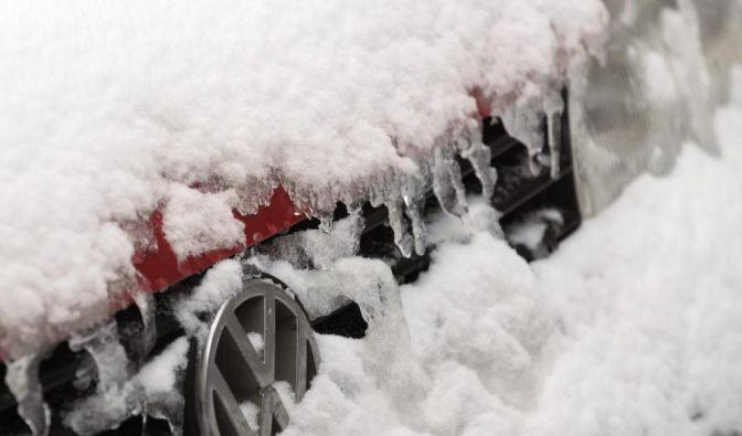 Frühlingsputz fürs Auto (Foto)
