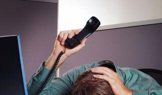 Frustrierende Callcenter-Gespräche sind für DSL-Kunden scheinbar keine Ausnahme. (Foto)