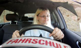 Führerschein mit 17 (Foto)