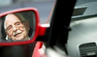 Führerscheinprüfung für Senioren (Foto)